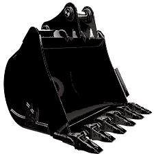 excavator buckets and parts